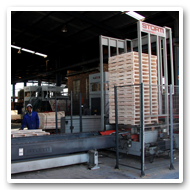 Storti automated pallet machine